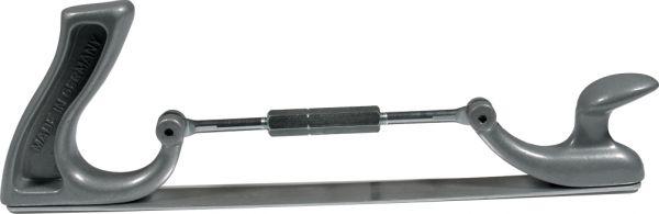 Karosseriefeilen-Spannhalter, geeignet für 350 mm Karosseriefeilen (MADE IN GERMANY)