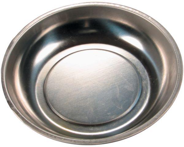Extra kleine Inox Magnet-Haftschale, Ø 100 mm