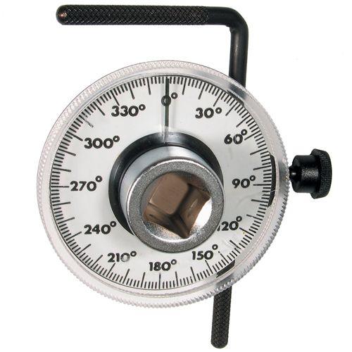 Drehwinkelmesser, 0-360°