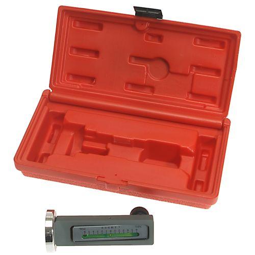 Radsturz-Einstellgerät, mit Magnet