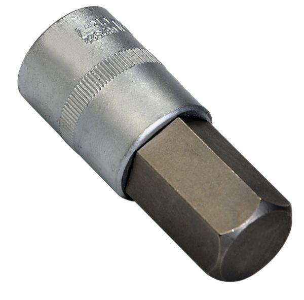 Steckschlüssel-Einsatz für Innensechskant-Schrauben, 24 mm