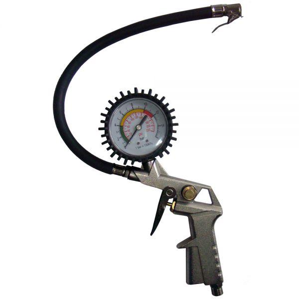 Druckluft Reifenfüller Luftprüfer 0-10 BAR 0 145 PIS zum Befüllen von Reifen