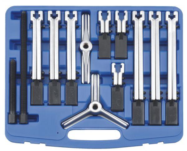 Universal-Abzieher-Satz 2-armig und 3-armig: Spannbereich ø 40-125 mm