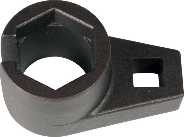 Spezial-Einsatz Schlüssel für Lamdasonden, 22 mm Vierkant 3/8-Antrieb