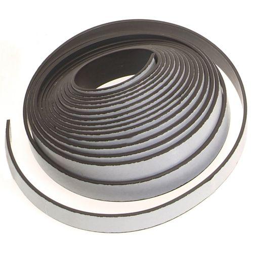 Magnetstreifen / Magnetband, 1,25 x 300 cm