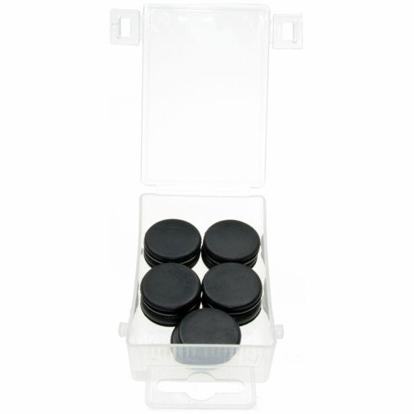 Gummi-Stopfen 10-tlg. (geschlossene Ausführung)