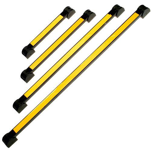 Starke Magnetleisten Satz, 4-tlg. 200, 300, 460 und 600 mm