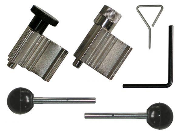 Arretier-Werkzeugsatz, 6-tlg.