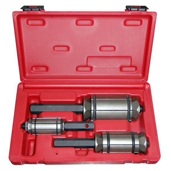 3 x Auspuffrohr Aufweiter 29-87 mm Auspuff Rohrspreizer Auspuffaufweiter