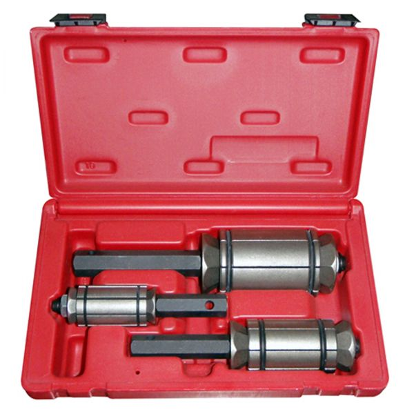Universal-Rohraufweiter, 3-tlg. ø 29-87 mm