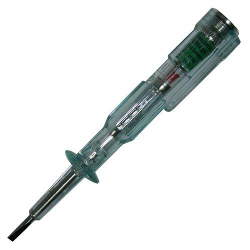 2 in 1 Spannungs- und Durchgangsprüfer, 110-250V AC Wechselspannung