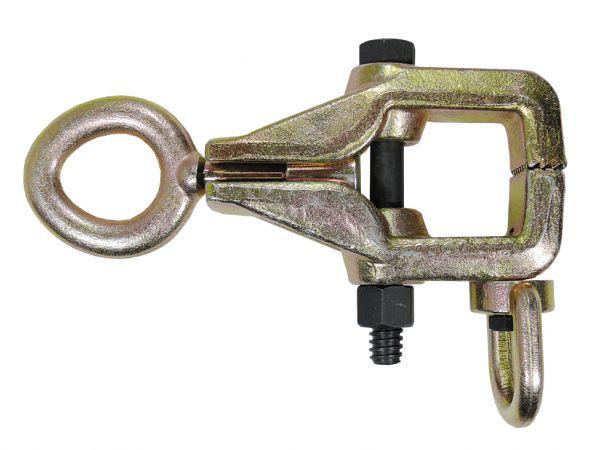 Zugklemme Richtklemme zum Richten von Karosserien mit 2 Zugrichtungen