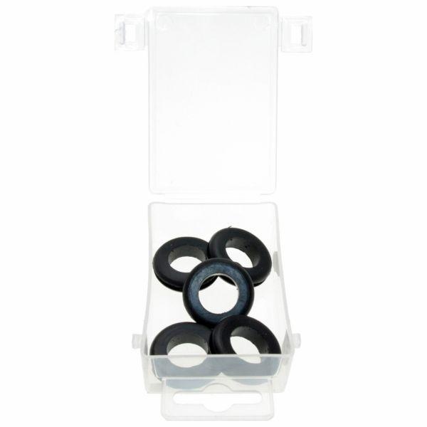 Gummi-Durchgangstüllen,5-tlg. (offene Ausführung)