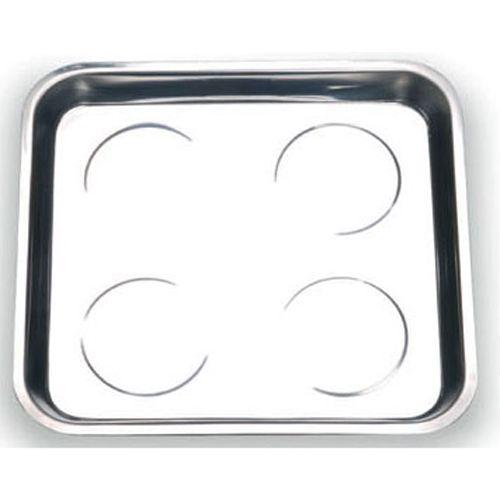 Inox Magnet-Haftschale, rechteckig 290 x 265 mm