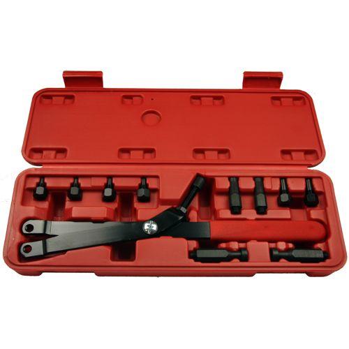 Universal-Gegenhalter, Ø 5-16 mm